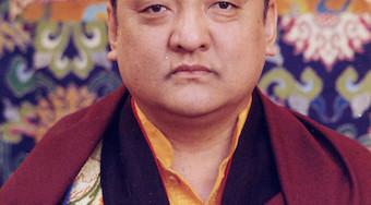 Gedenken an Shamar Rinpoche, 11.6.2015
