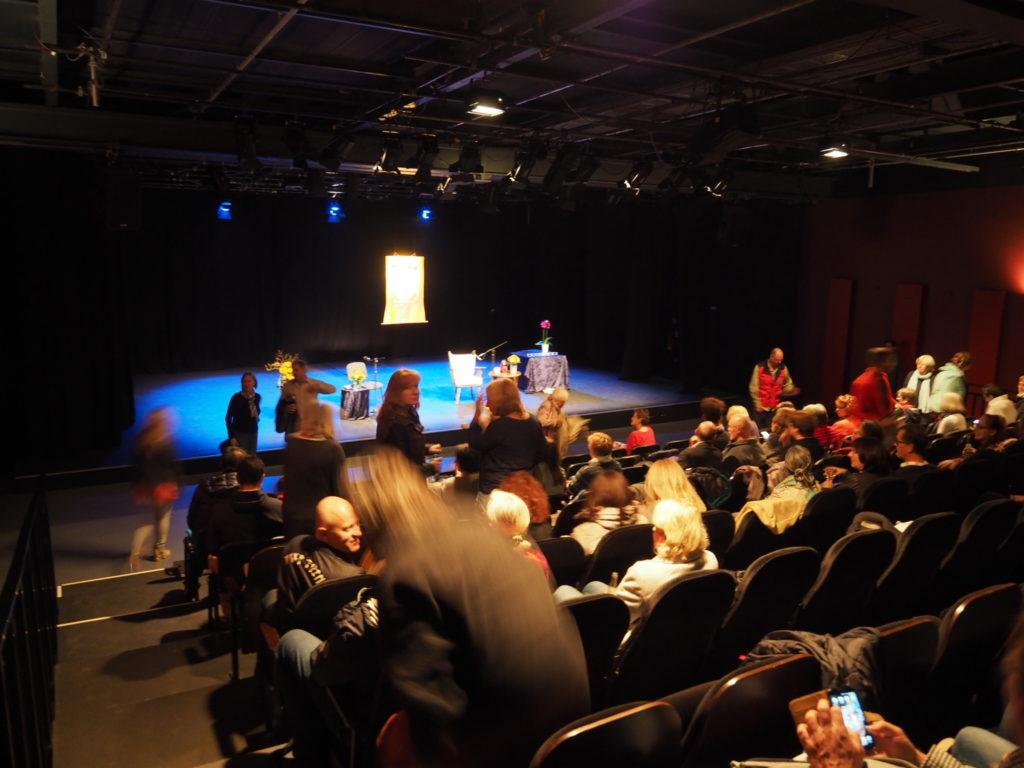 Theater im Depot, Vortragsraum